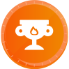 oranssi pokaali -logo - saunacasinot.com