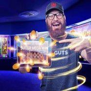 guts casino super mega win
