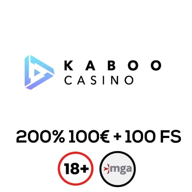 kaboo casino 200% bonus
