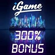 igame casino 300% casinobonus