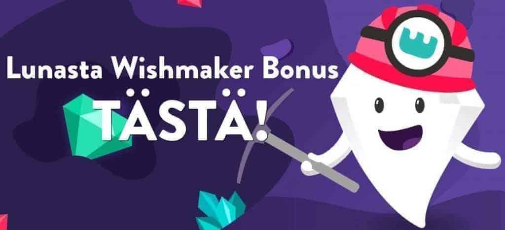 wishmaker casino bonus
