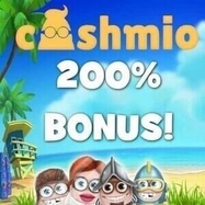 cashmio casinon 200% bonus