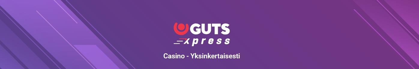 guts xpress banneri
