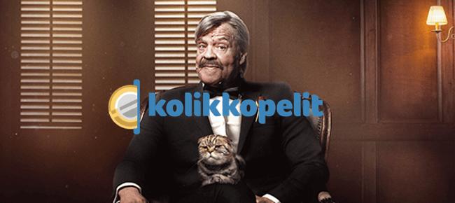 Kolikkopelit 500% bonus - Vesa-Matti Loiri kasinoisäntä