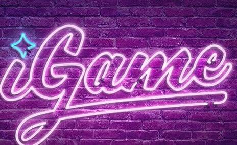 iGame Casinon violetti kisabanneri