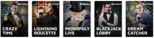 pikakasinon live casino