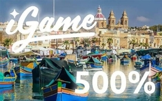 iGame Casino 500% - Malta Spin Battle