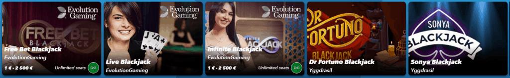 supernopean live casino