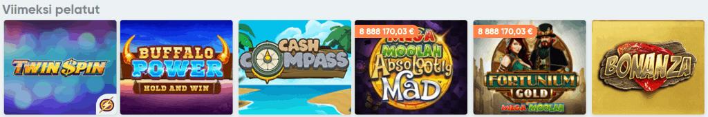 simple casino kolikkopelit