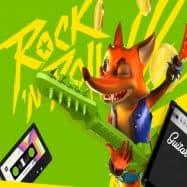 crazyfox casino - kettu soittaa kitaraa