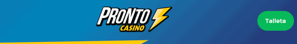 pronto casino talleta