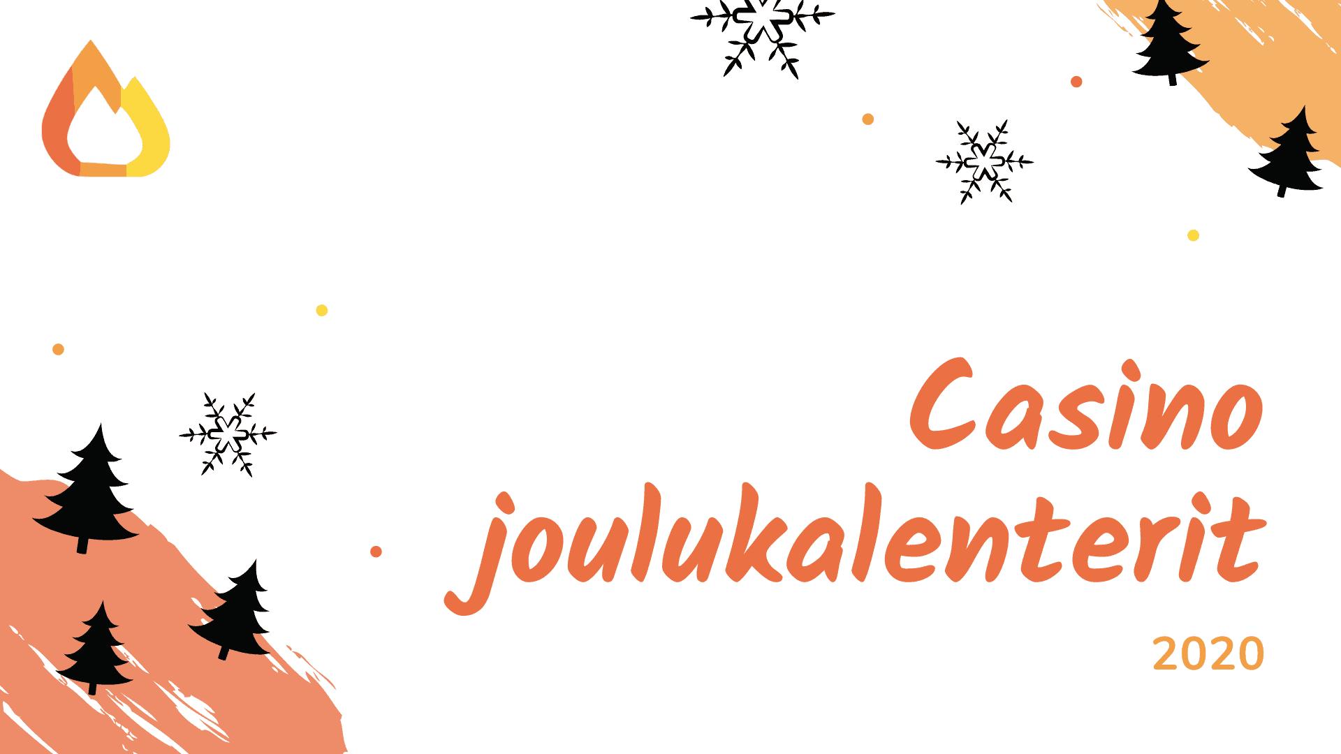 casino joulukalenterit