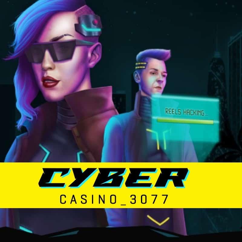 cyber casino logo saunacasinot