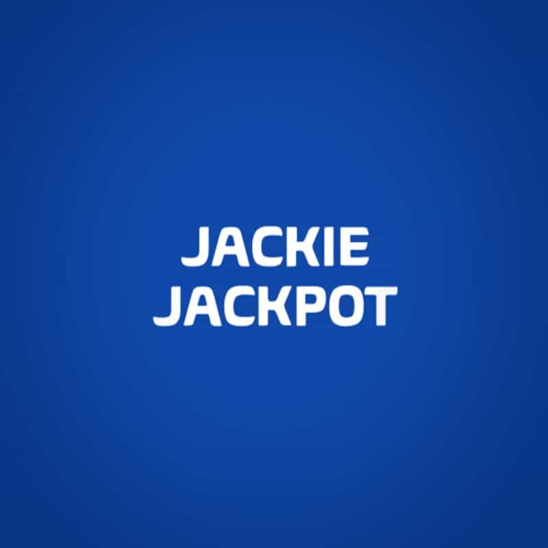 jackie jackpot logo saunacasinot