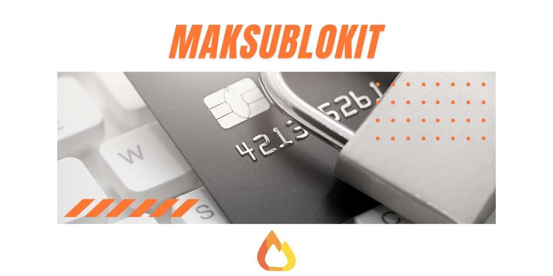 maksublokit nettikasinoilla
